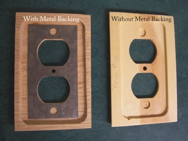 Wood Switch Plate Covers Gorgeous Ash Wood Switch Plates  Unfinished Wood Light Switchplates Inspiration