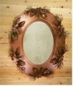 Rustic Theme Mirror Collection